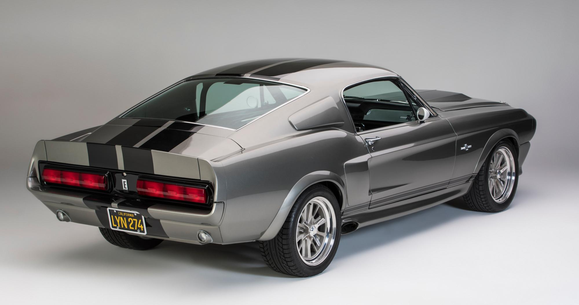Picture Of Eleanor Mustang